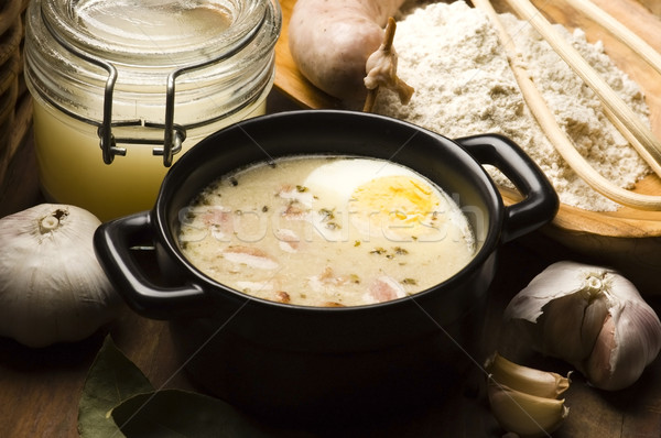 Alkotóelem hagyományos leves levél folyadék gyógynövények Stock fotó © joannawnuk