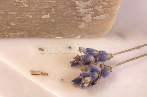 lavender soap Stock photo © joannawnuk