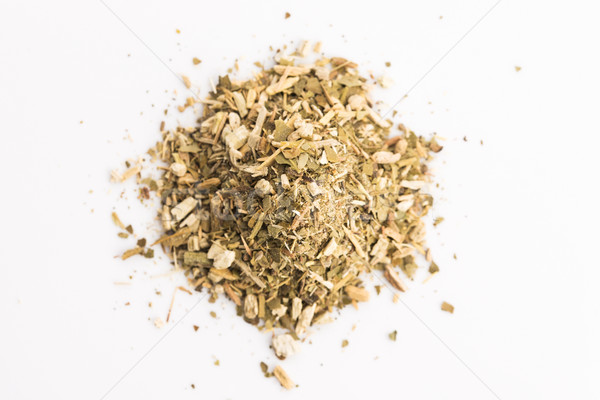 Dry mate tea, isolated on white Stock photo © joannawnuk