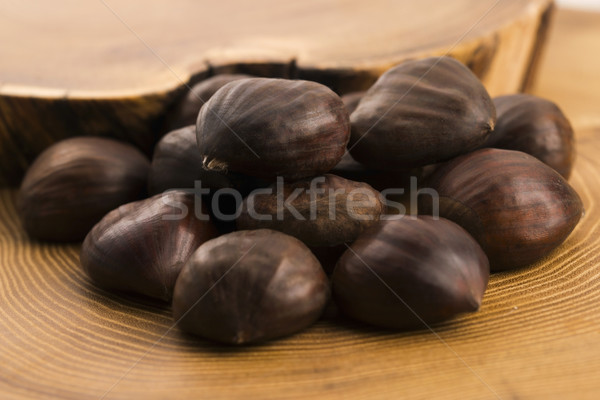 chestnuts Stock photo © joannawnuk