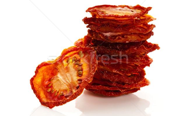 Foto stock: Italiano · sol · secas · tomates · sementes · horizontal