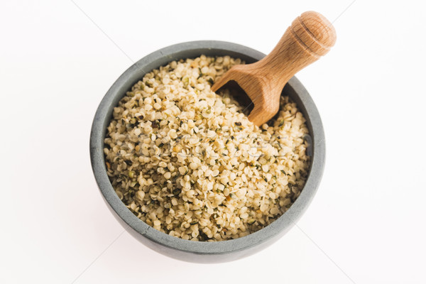 Shelled hemp seeds Stock photo © joannawnuk