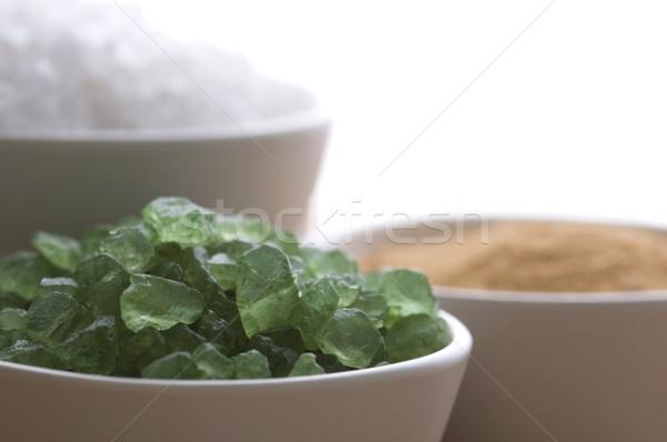 bath salt Stock photo © joannawnuk