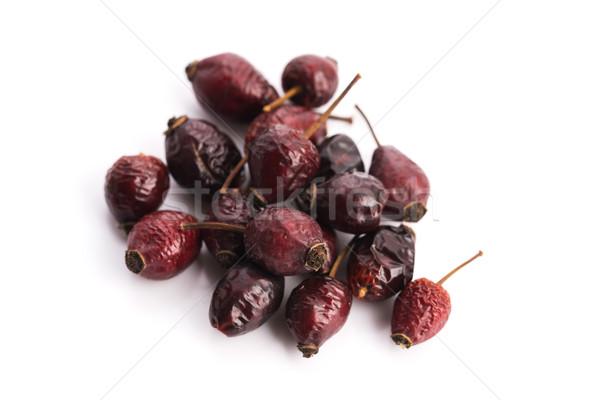 dry berry rose hips Stock photo © joannawnuk