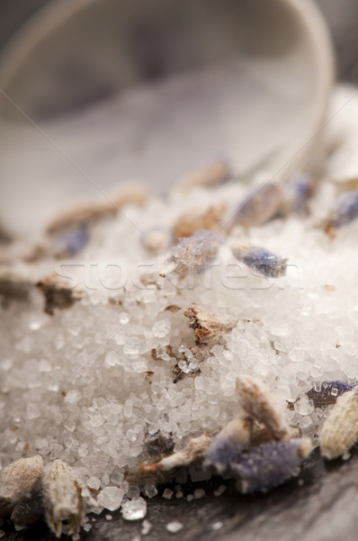 Lavender Sugar Stock photo © joannawnuk