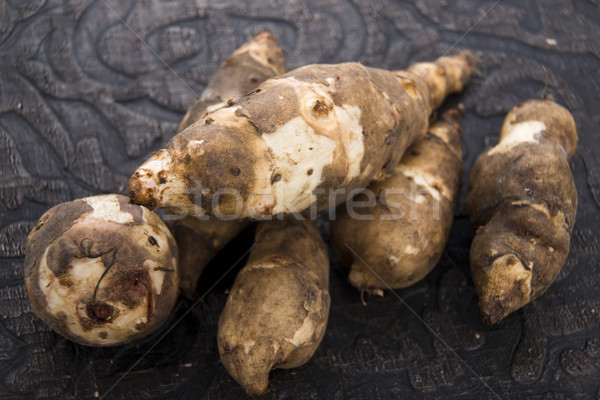 Jerusalem artichoke Stock photo © joannawnuk
