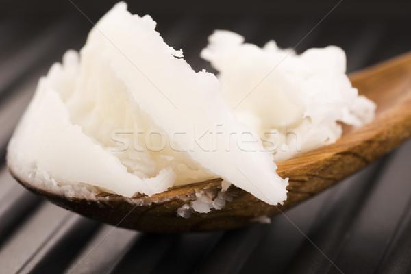 Сток-фото: кокосового · нефть · здоровья · кухне · жира · приготовления