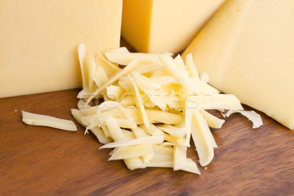 cheese Stock photo © joannawnuk