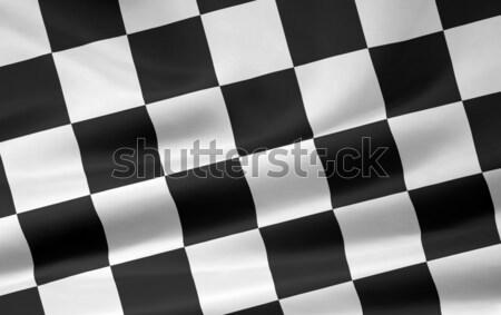 Racing Flag Stock photo © joggi2002
