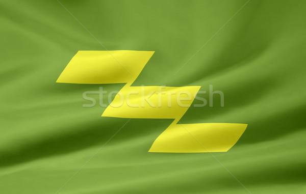 Flag of Miyazaki - Japan Stock photo © joggi2002