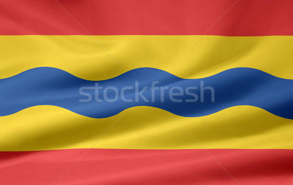 High resolution flag of the dutch province of Overijssel Stock photo © joggi2002