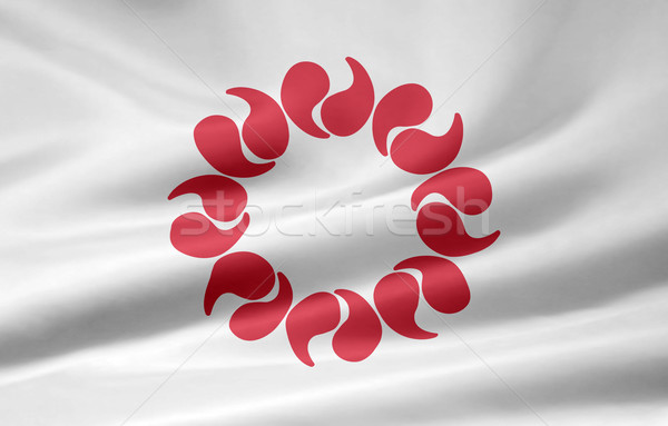 Flag of Saitama - Japan Stock photo © joggi2002
