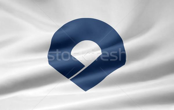 Flag of Wakayama - Japan Stock photo © joggi2002