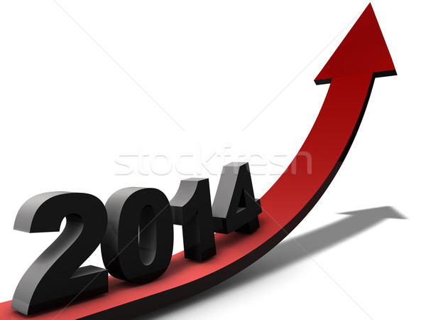Success 2014 Stock photo © joggi2002