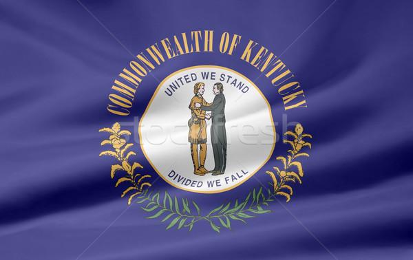 Flag of Kentucky Stock photo © joggi2002