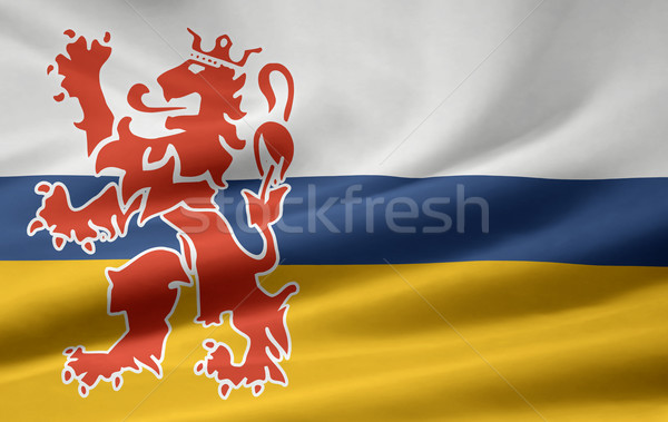 Flag of the dutch province of Limburg Stock photo © joggi2002