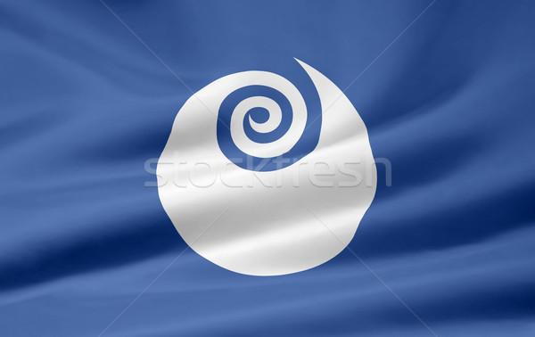 Stock fotó: Zászló · Japán · magas · döntés · japán · terv
