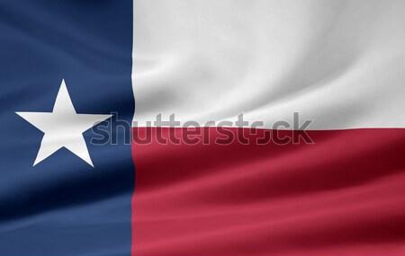 Flag of Texas Stock photo © joggi2002