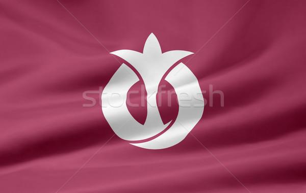 Flag of Aichi - Japan Stock photo © joggi2002