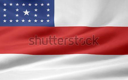 Flag of Bahia - Brazil Stock photo © joggi2002