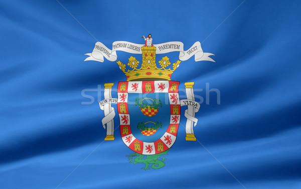Flag of Melilla Stock photo © joggi2002