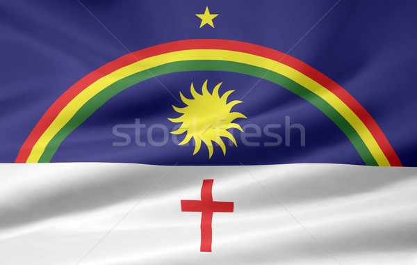 Flag Of Parnambuco - Brasil Stock photo © joggi2002