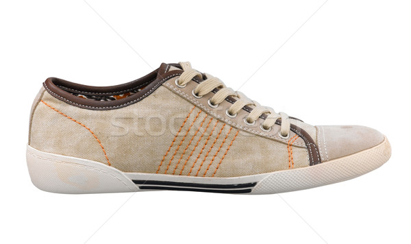 Sneaker old style design casual men's shoe for every occasion Stock photo © JohnKasawa