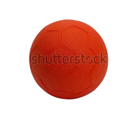 чистой мяча белый спорт свет весело Сток-фото © JohnKasawa