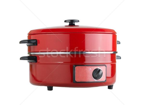 Multiple purpose electric pan and pot Stock photo © JohnKasawa