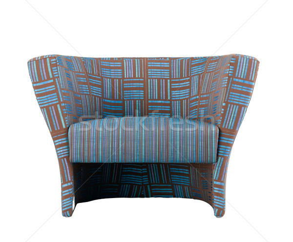 Nice and comfortable armchair with soft pad for your relaxing is Stock photo © JohnKasawa