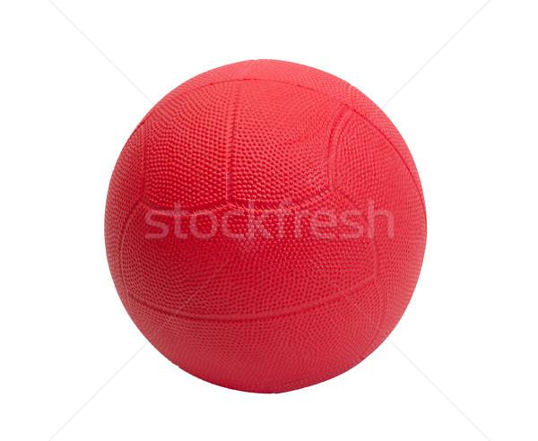 handball ball the indoor and outdoor sport tool Stock photo © JohnKasawa