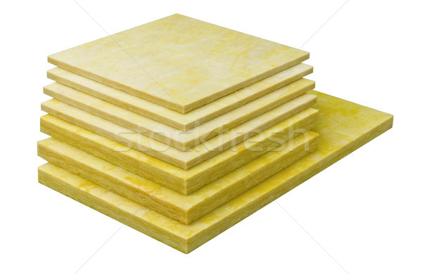 Insulator sheets for heat protection in the industry Stock photo © JohnKasawa