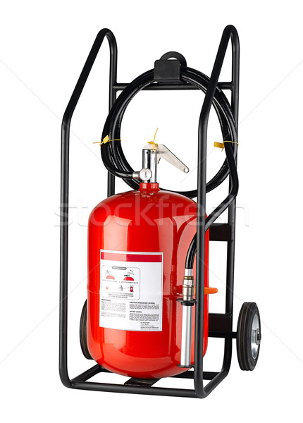 Fire extinguisher  Stock photo © JohnKasawa