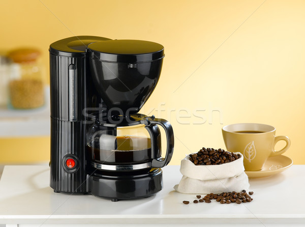 Coffee blender  Stock photo © JohnKasawa