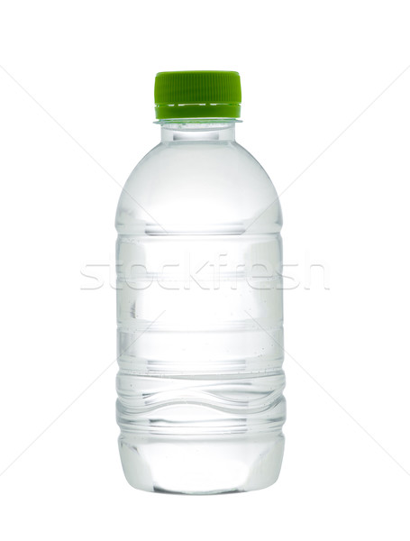 Fresh and purify drinking water best for your health on white Stock photo © JohnKasawa