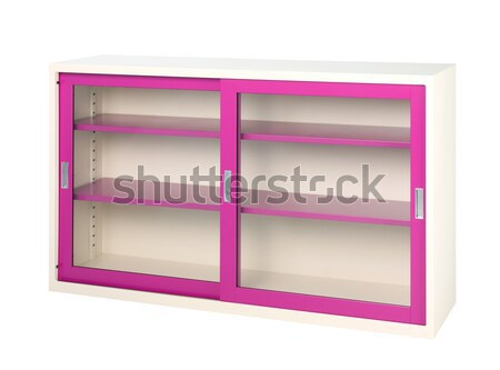 Steel closet furniture for storage all archives and documents Stock photo © JohnKasawa