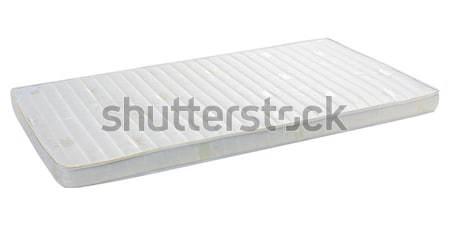 Matrac borító lap ágy több textúra Stock fotó © JohnKasawa