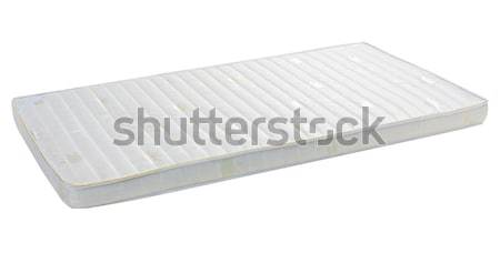 mattress cover sheet to makes your bed more softness  Stock photo © JohnKasawa