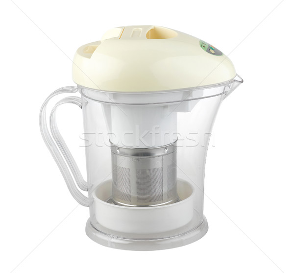 Soy milk maker and blender machine Stock photo © JohnKasawa