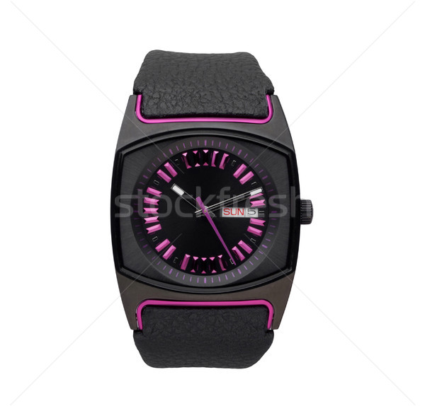 Smart and nice wristwatch your best timepiece accessory Stock photo © JohnKasawa