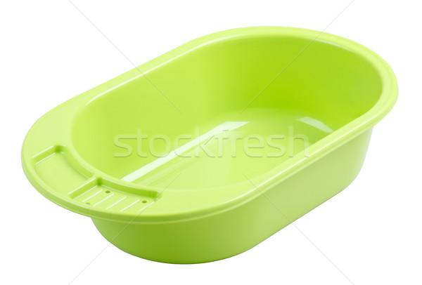 Baby bathing bowl  Stock photo © JohnKasawa