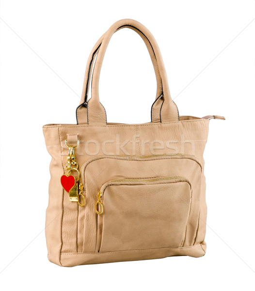 Beautiful woman handbag accessories Stock photo © JohnKasawa