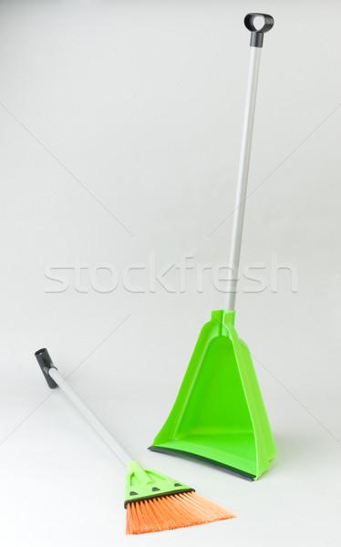 Pyłu zielone kwitnąć czyszczenia domu domu Zdjęcia stock © JohnKasawa