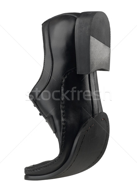 Smart shoe must flexible bendable and special care of your feet Stock photo © JohnKasawa