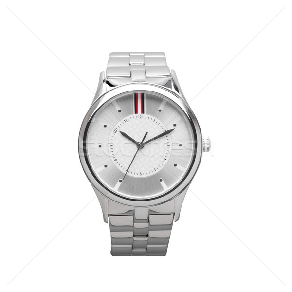 Smart metallic Armbanduhr besten alle Anlass Stock foto © JohnKasawa