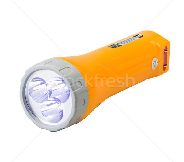 Safety flashlight  Stock photo © JohnKasawa