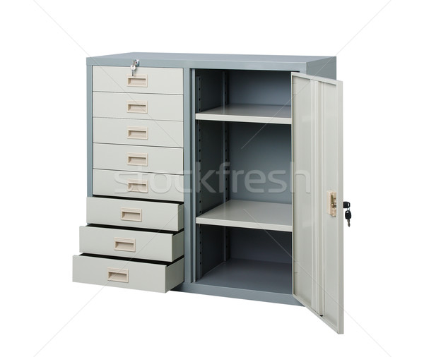 Сток-фото: металл · стали · завода · служба · мебель · школы