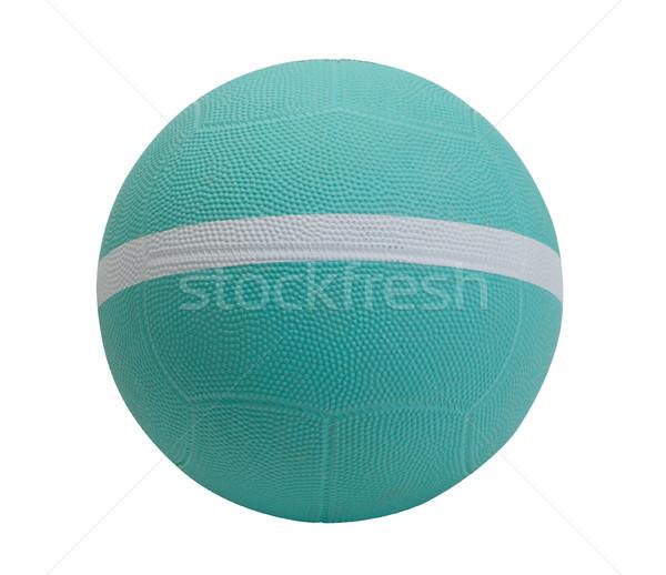 Weiß Streifen Waren Sport Ball Tool Stock foto © JohnKasawa