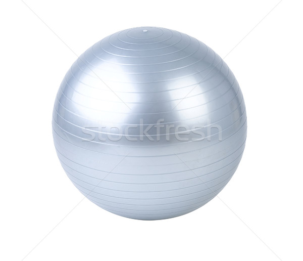 fit and firm your organ by gyms ball  Stock photo © JohnKasawa