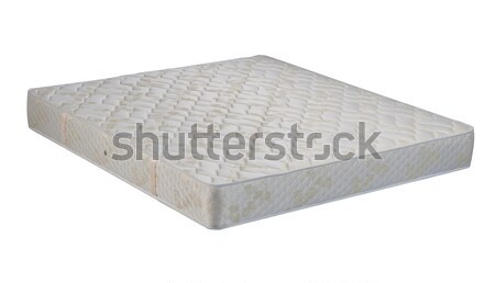 ベスト 品質 マットレス 孤立した 白 テクスチャ ストックフォト © JohnKasawa